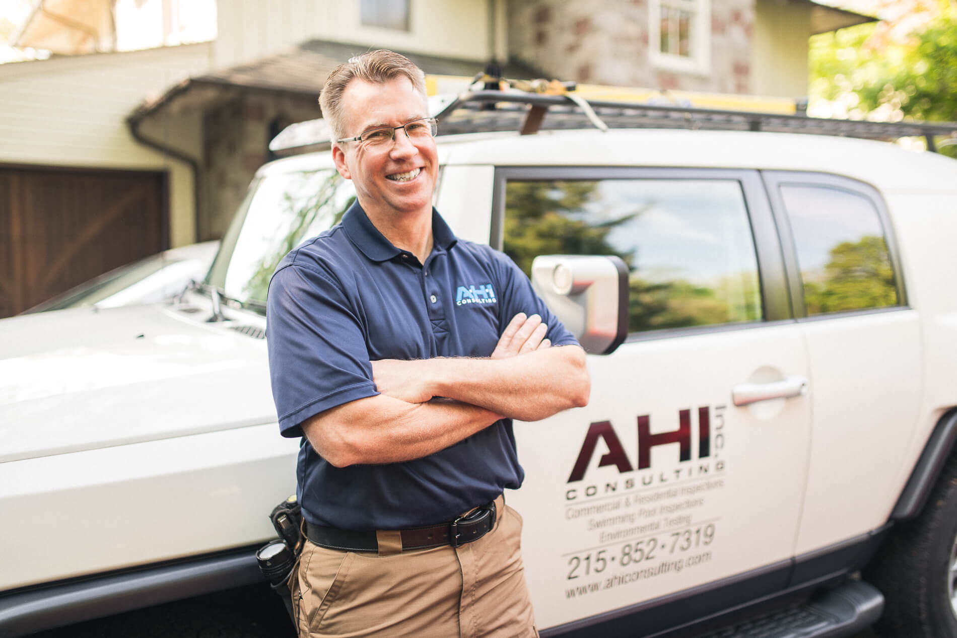 Peter Muehlbronner Philadelphia Home Inspections AHI, Inc. - Consulting